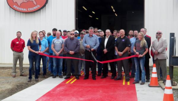 Russellville Chamber Ribbon-Cutting